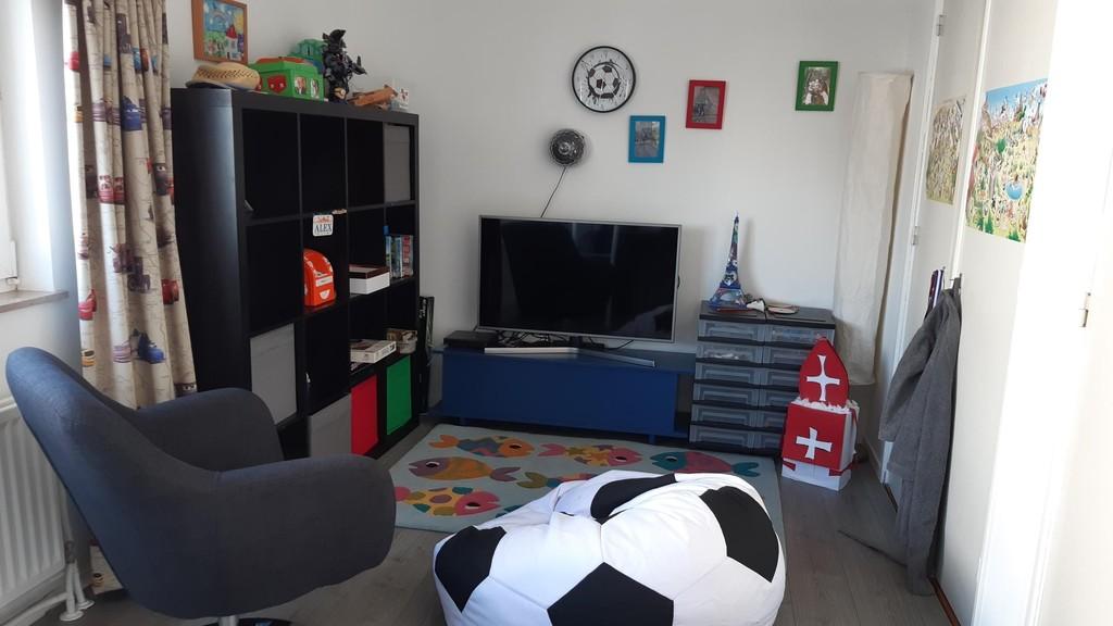 Kamer Alex TV hoek