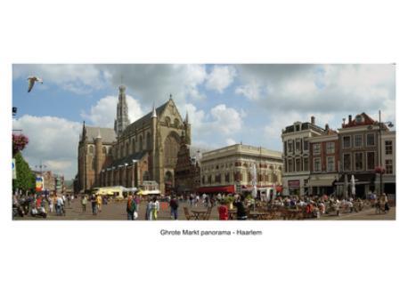 'Grote Markt' Haarlem city centre