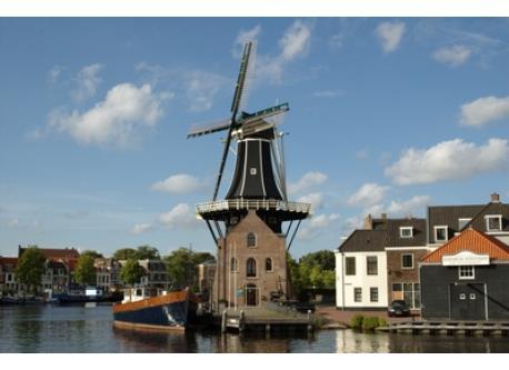 Windmill Adriaan Haarlem