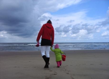 Bloemendaal and Zandvoort beach (5 km)