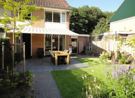 Back garden south