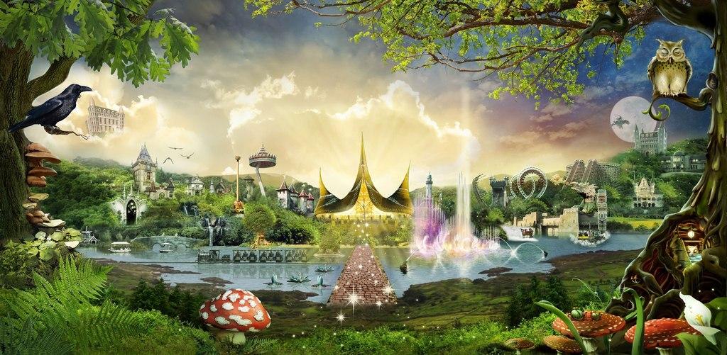 Theme Park Efteling