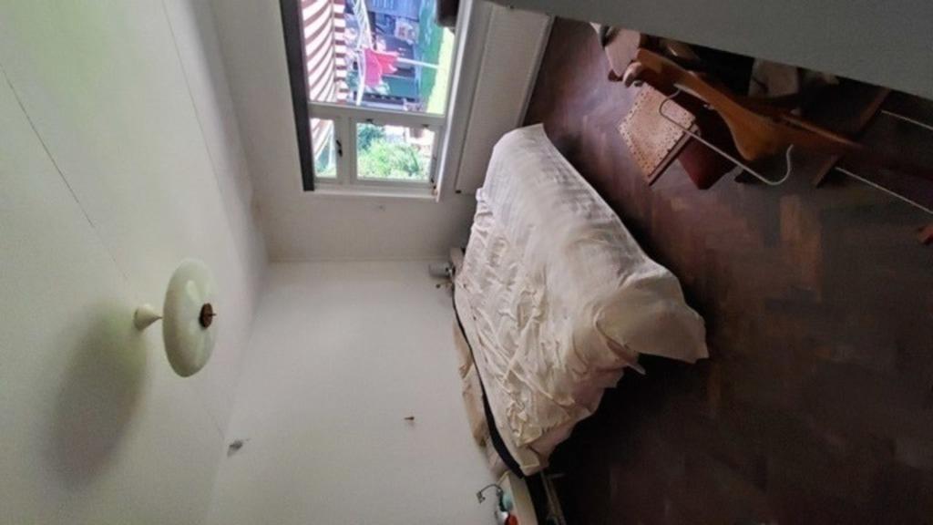 Masterbedroom on ground floor
