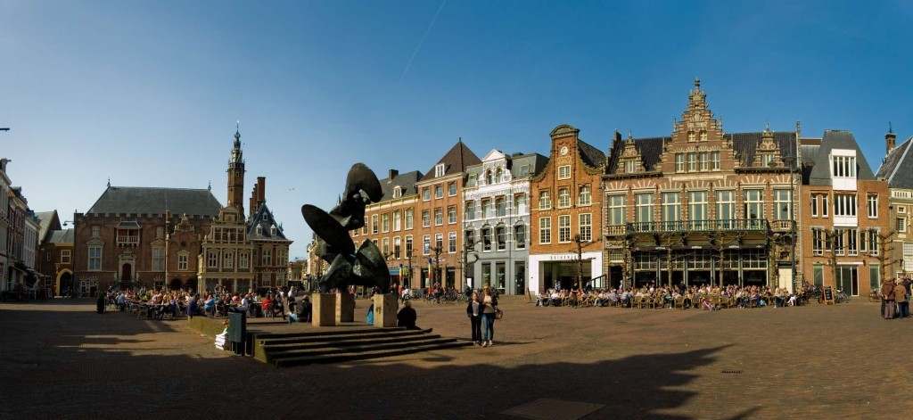 Haarlem is only 15 min away. Enjoy the market on Saturday and the historic center with nice coffee-houses..