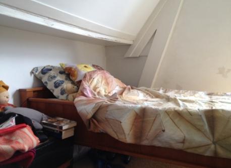 third bedroom fourth floor