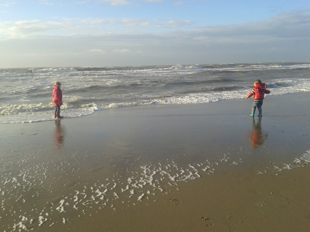 The Noordzee (North Sea) only 20 minutes away by car. Beautiful during summer and winter.