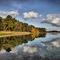 The lake 'Galderse Meren'