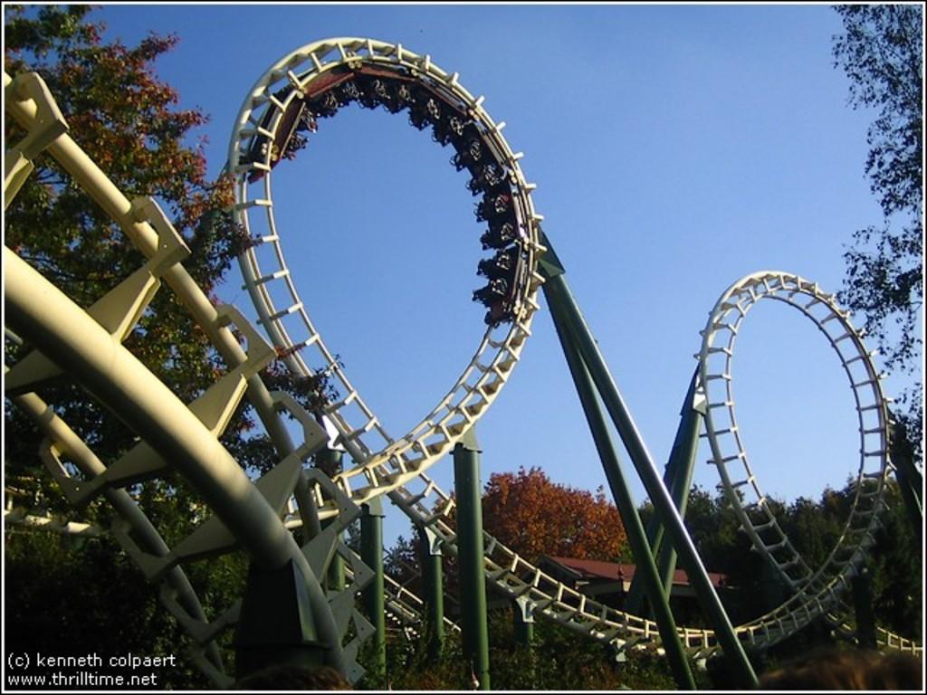 Theme Park 'The Efteling'