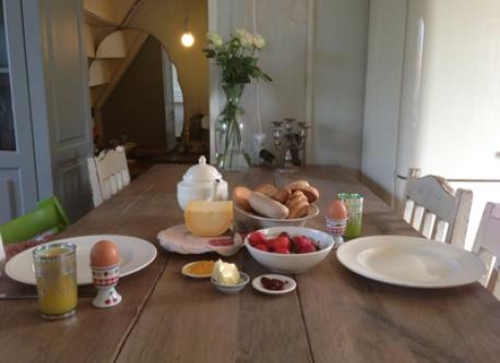 Enjoy a dutch breakfast