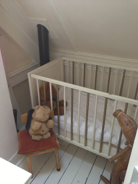 Bedroom 3: for a toddler