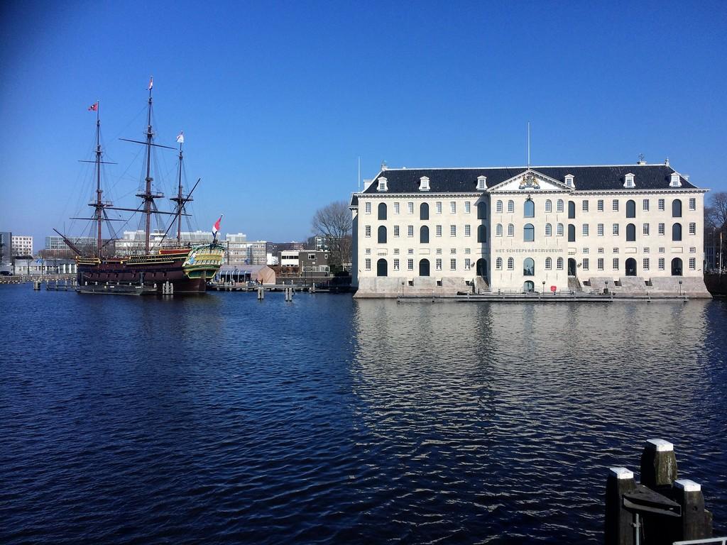 Scheepvaartmuseum for shiphistory