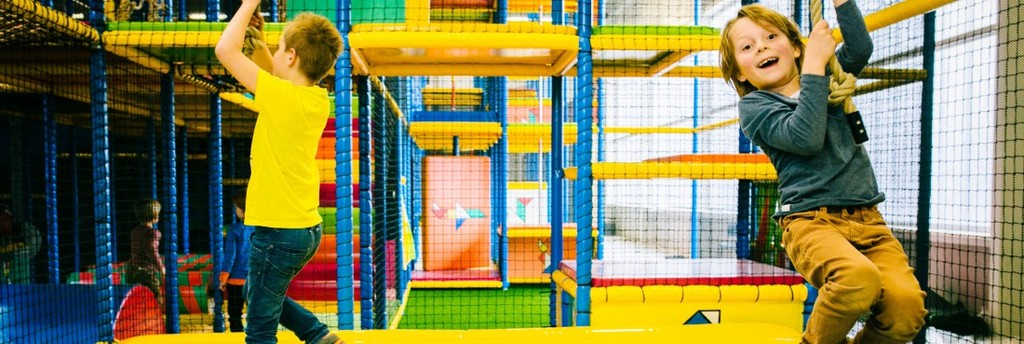 Indoor playground Pret Inn for kids in Malden (2 min)