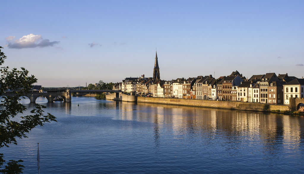 Maastricht - second oldest city just after Nijmegen (1 hour 10 min)