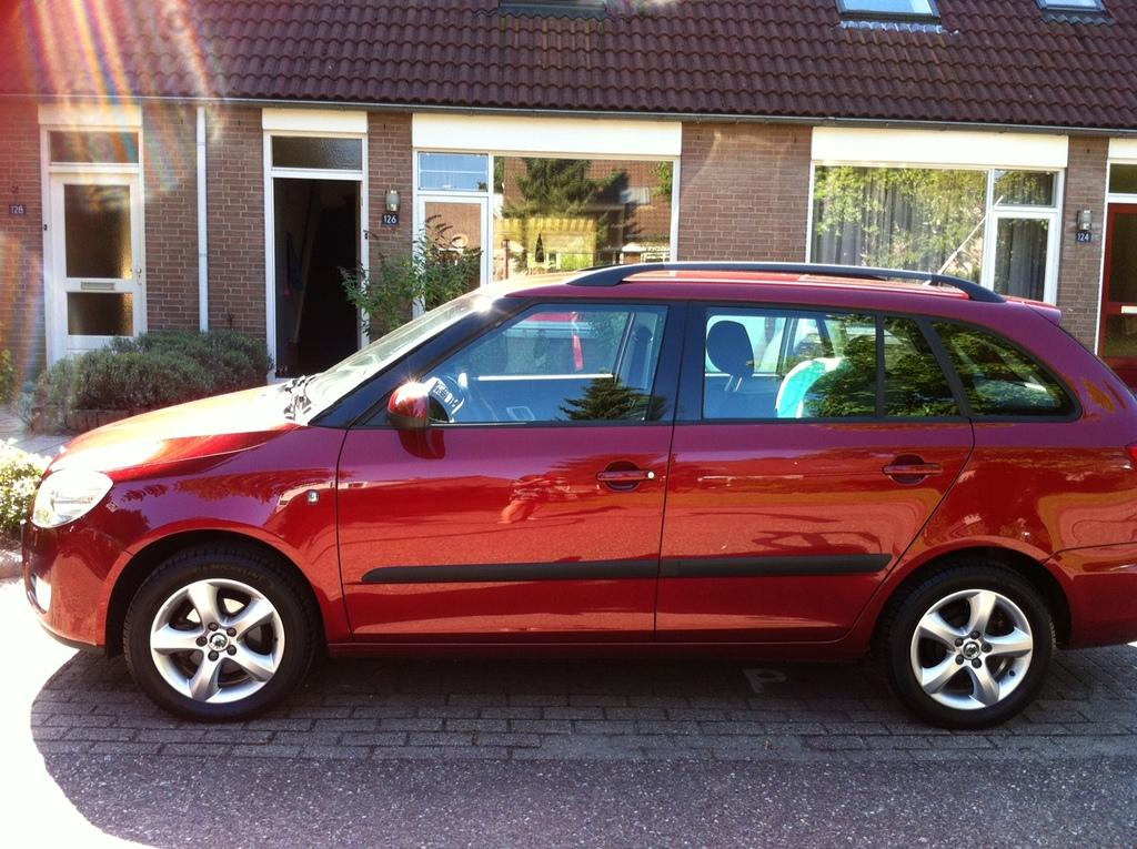 Our car: Skoda