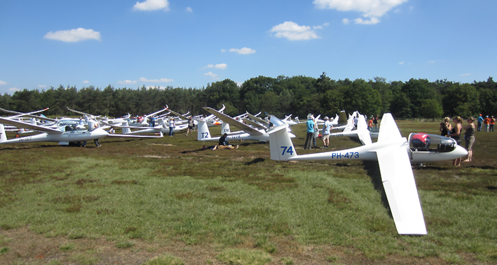 Aeroclub Malden- right around the corner.