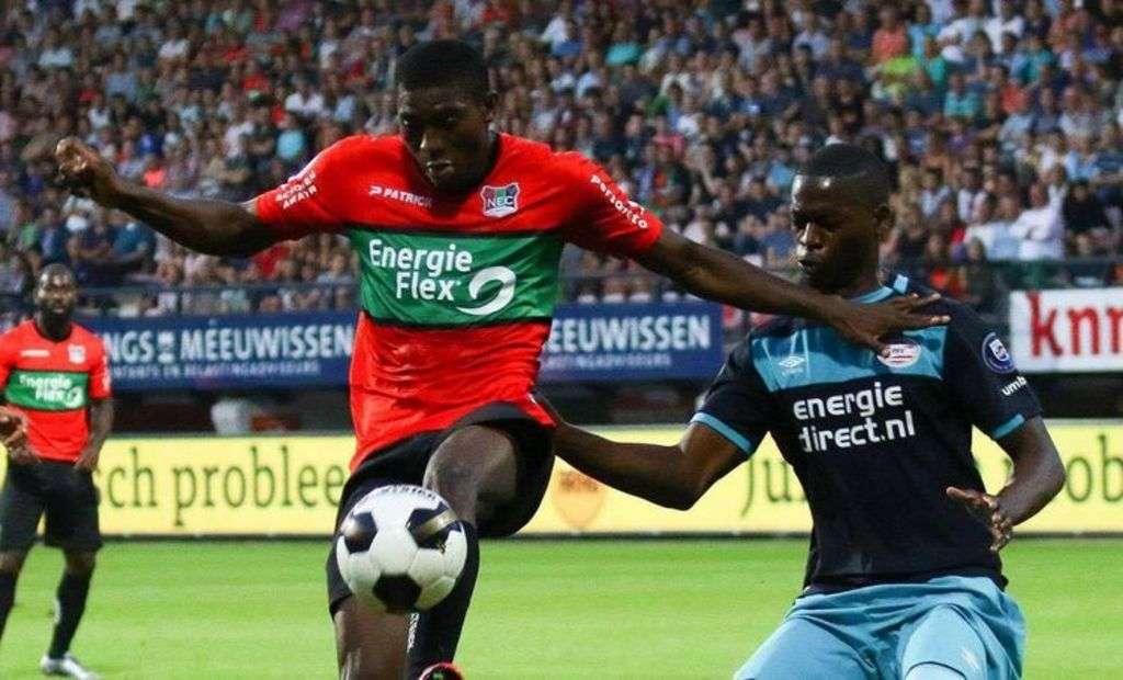 NEC Nijmegen might even play against Ajax, PSV Eindhoven or Feyenoord..