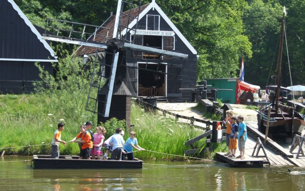 Open Air Museum Arnhem- fun for adults and kids (30 minutes)