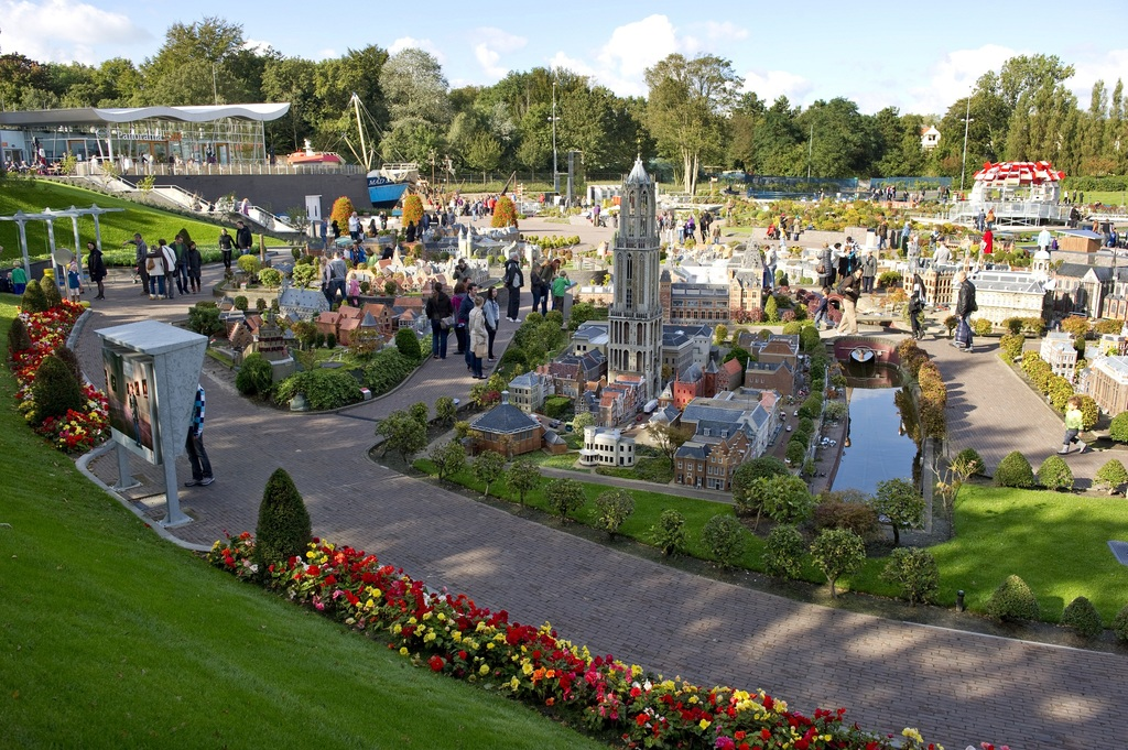 See the Netherlands built in miniature at Madurodam (1.45hrs)