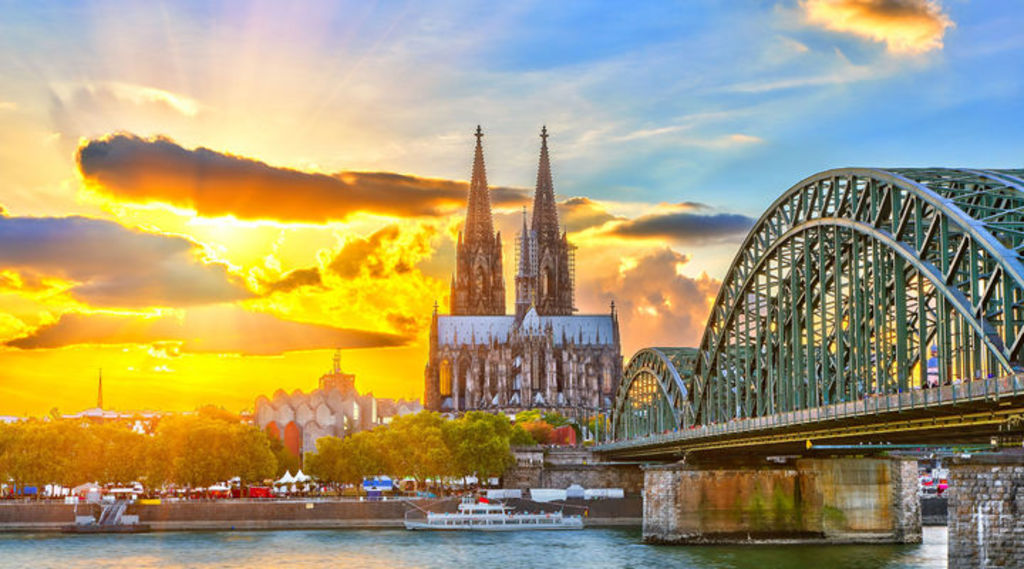 Cologne (Köln) is less than two hours from Malden. Visit the 4th largest city of Germany and the famous Dome.