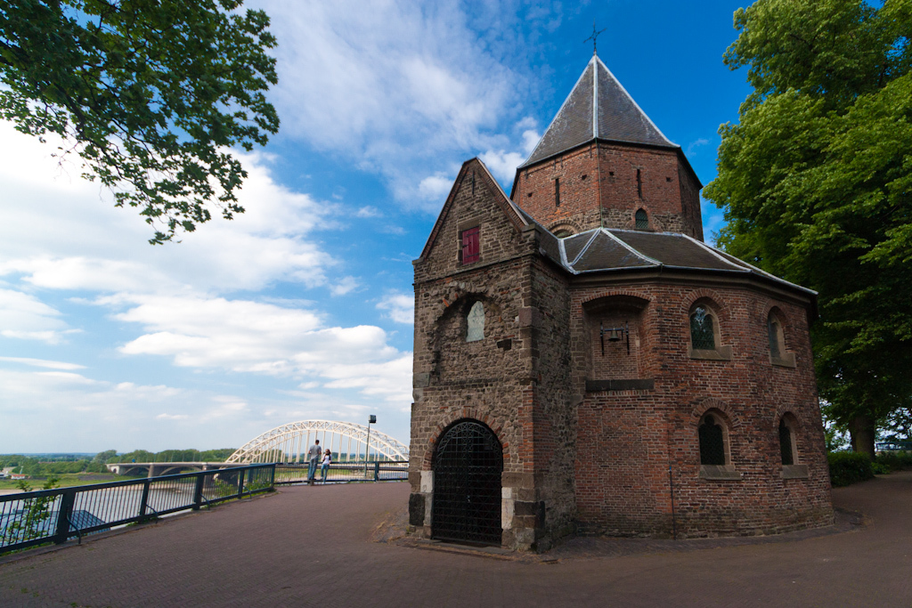 Valkhof Chapel - one of the oldest preserved buildings in Nijmegen