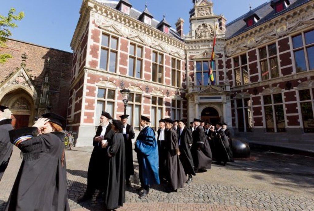 University town - Utrecht