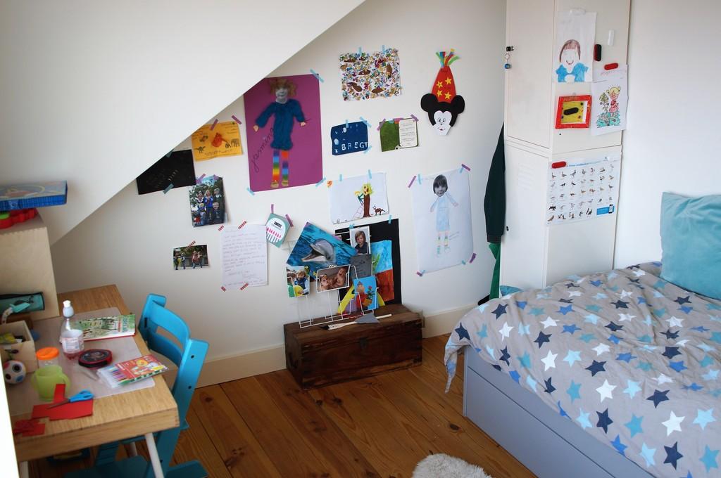 children's bedroom 3rd floor
