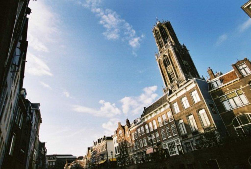 Dom tower in Utrecht (15 min bike)