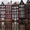 Amsterdam canalhouses