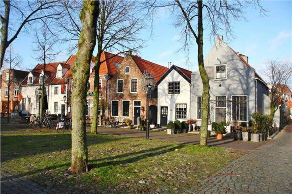 Old town Harderwijk, 7 km