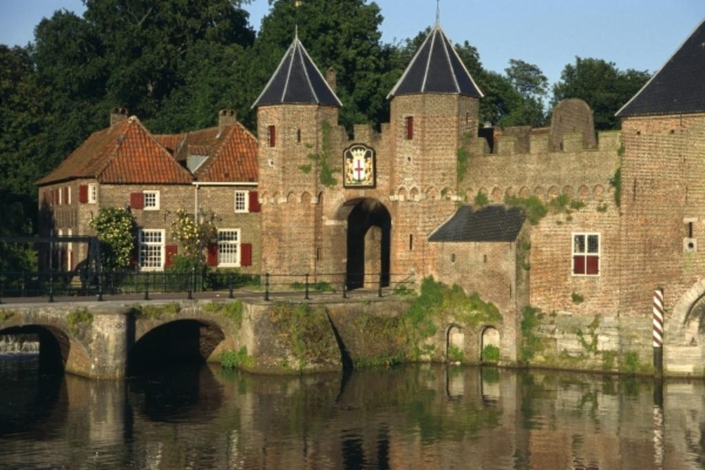 Old town Amersfoort, 20 km
