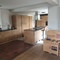 Our new kitchen, the wooden floor will be placed soon.