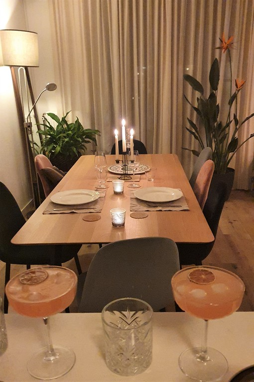 Cosy at home dinners