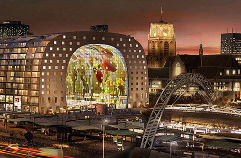 The sensational Market hall