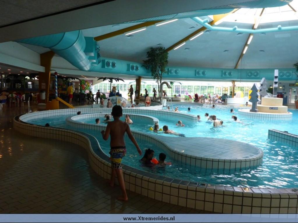 Aquacenter 'Den Hommel' in Utrecht @ 15 min. drive