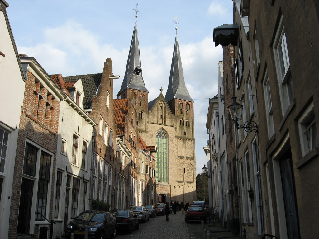 Downtown Deventer