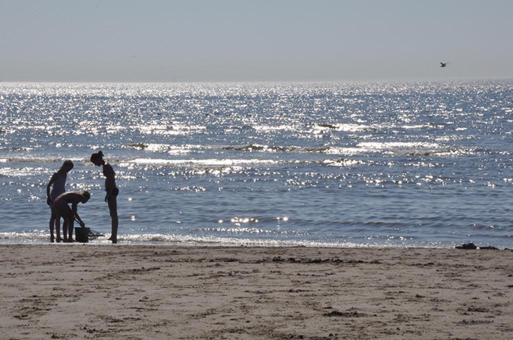The North Sea (4 km)