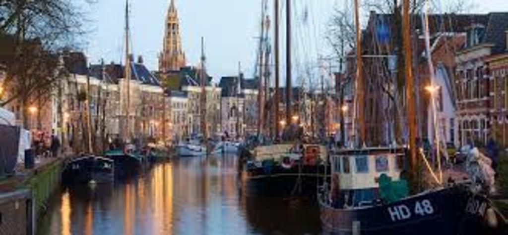 Hoge der A in Groningen