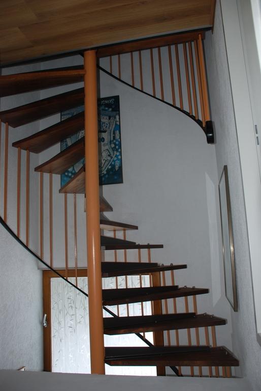 trap naar 2e verdieping