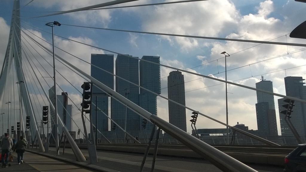Rotterdam (45 min. By train)
