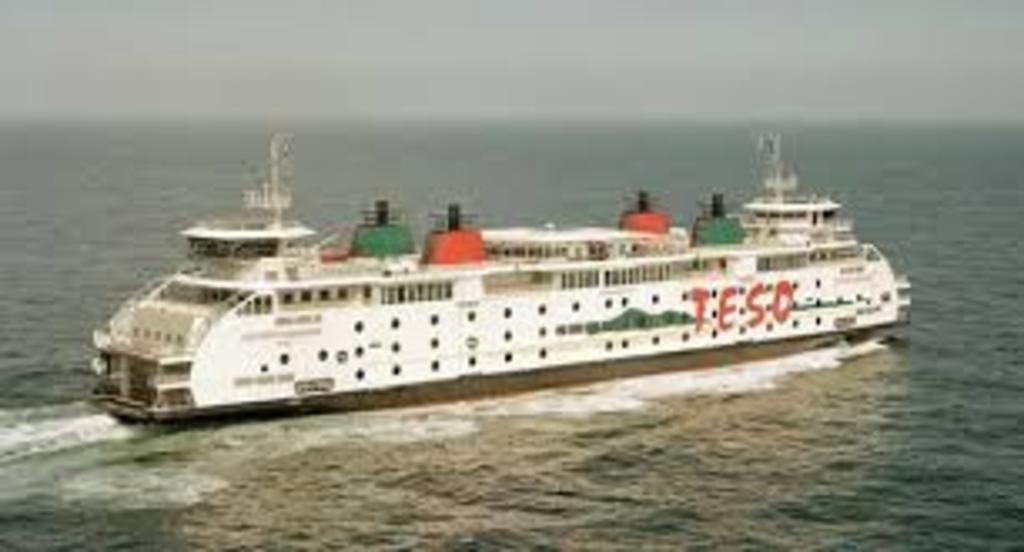 Ferry Den Helder-Texel