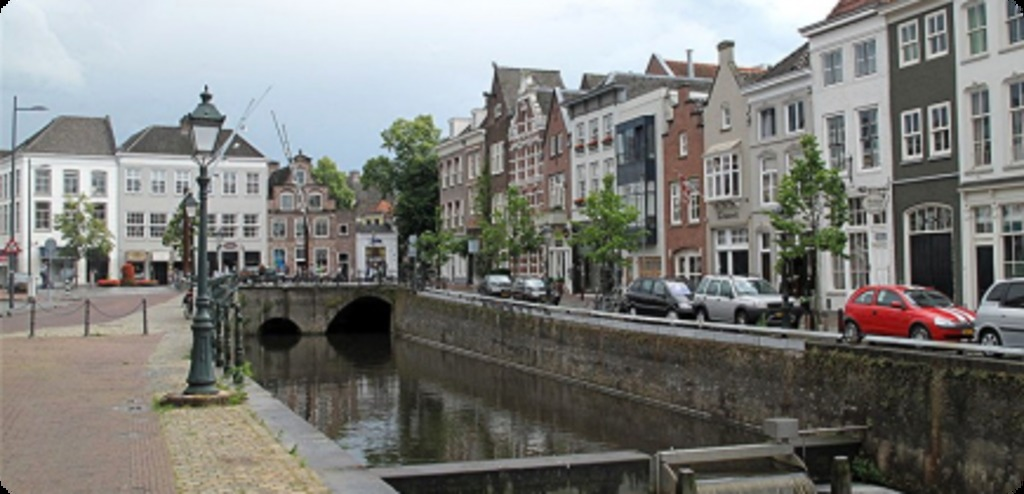Den Bosch city
