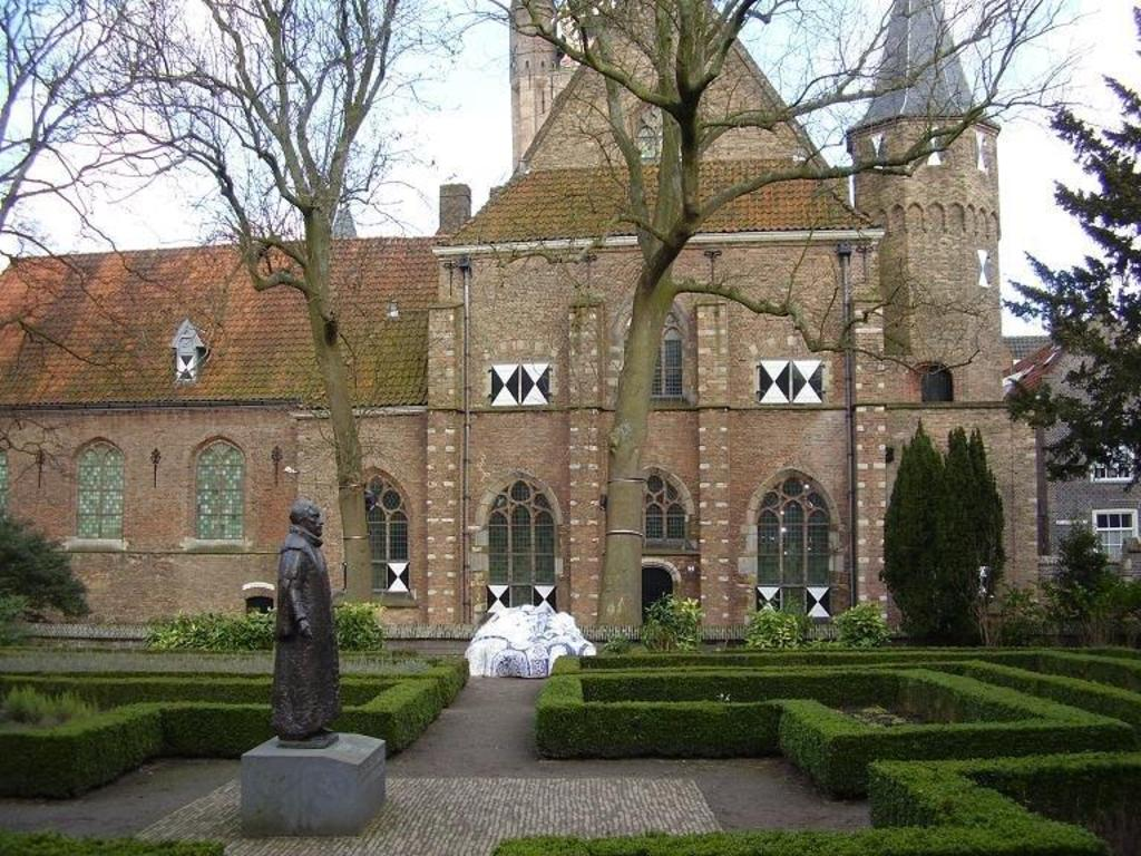 The historical city of Delft ('het Prinsenhof')