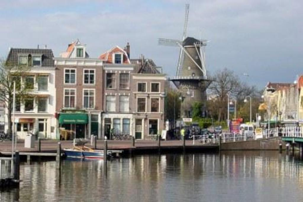 The historical city of Leiden