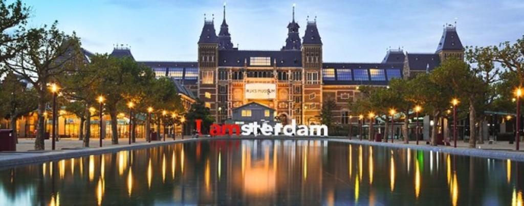 Amsterdam ('het Rijksmuseum')
