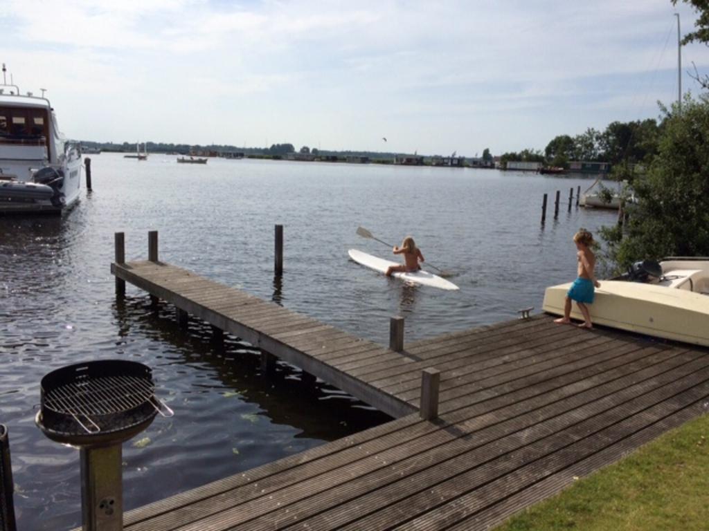 Nice for swimming, windsurfing, sailing etc
