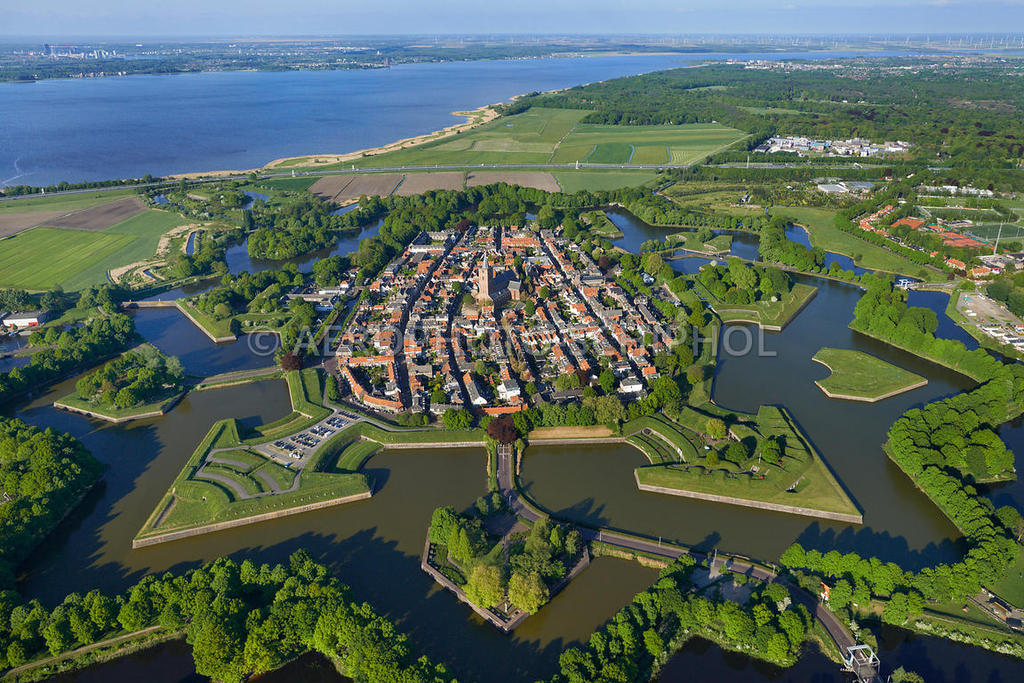 Naarden Vesting, historical village, 10 mins from our home