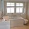 Bathroom 1: 1m2 comfortable shower, bath, toilet