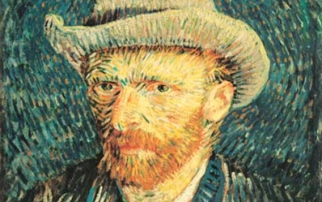 Kroller Muller museum with many Van Gogh paintings, 45 min drive by car