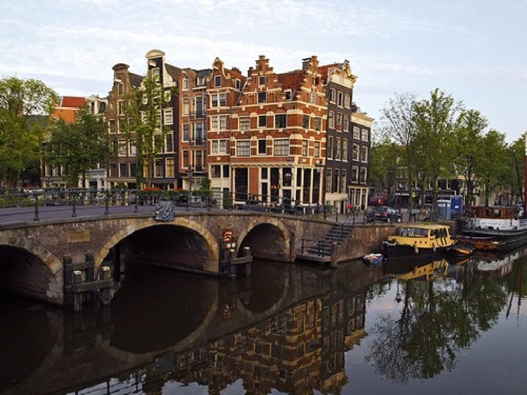 Amsterdam, 90 min drive by car