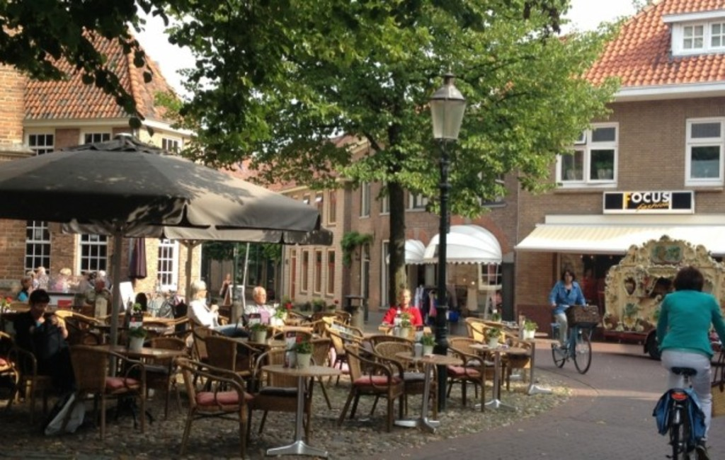 The cosy center of Lochem